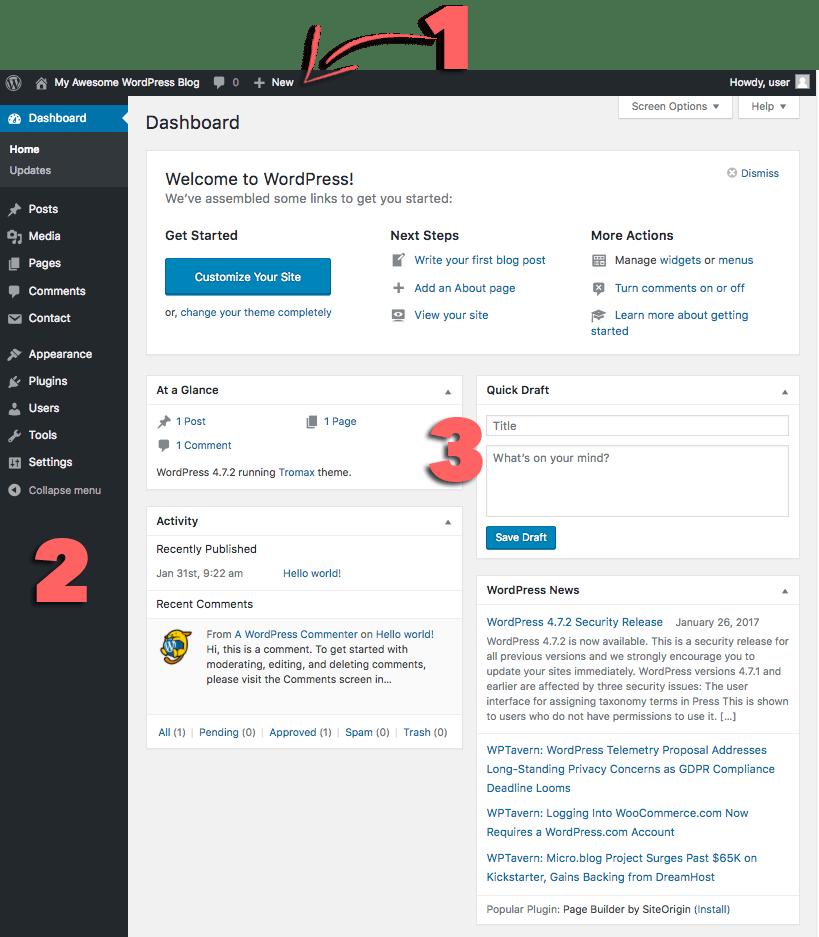 WordPress教程-英文版插图4